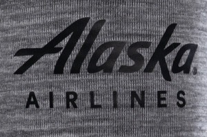 Alaska Airlines Men's Brooks Notch Thermal Hoodie