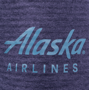 Alaska Airlines Women's Brooks Notch Thermal Hoodie