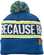 Because Beer Matters Beanie image 1