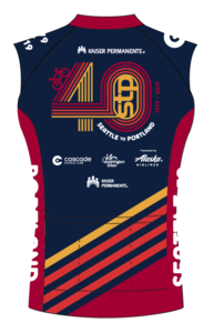STP 2019 Men's Sleeveless Jersey