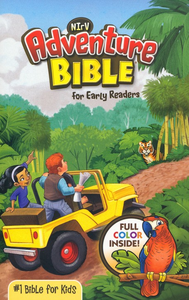 B-NIRV Adventure Bible Softcover