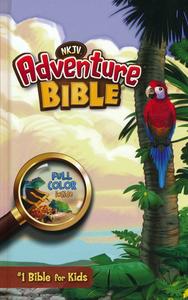 B-NKJV Adventure Bible Kids