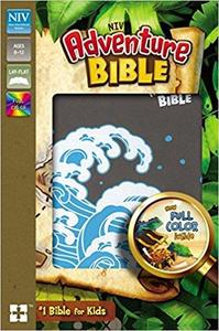 B-NIV Adventure Bible Waves