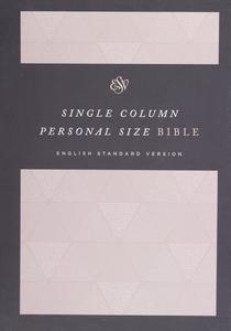 B-ESV Sin Col Per Size Cloth