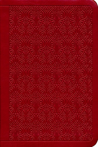 B-ESV Value Compact Bible Red