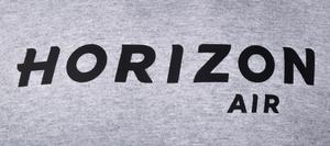 Horizon Air Sweatshirt Hooded Unisex