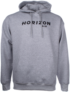 Horizon Air Sweatshirt Hooded Unisex