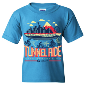 Tunnel Ride 2019 Youth T-Shirt