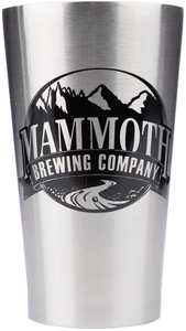 18 Oz. Double-Wall Stainless Pint