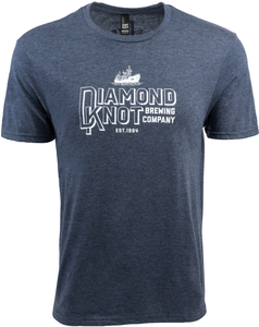 Men's Diamond Knot Tee