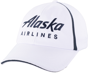 Alaska Airlines Cap Ahead