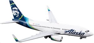 Alaska Airlines B737-700 1/200 Model