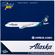 Alaska Airlines A320 New Livery 1/400 Model  image 2