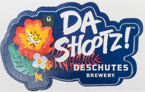Da Shootz! Sticker