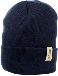 Public Coast Brewing Labeled Beanie