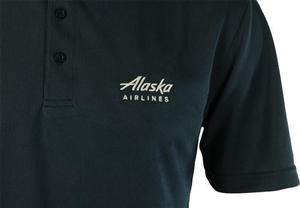 Alaska Airlines Polo Mens