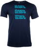 Alaska Airlines T-Shirt Unisex Coordinates image 1