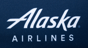 Alaska Airlines Laptop Pouch