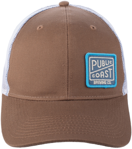 Public Coast Brewing Snapback Hat
