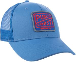 Public Coast Brewing Snapback Hat