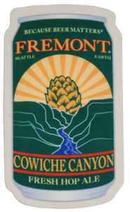 Cowiche Canyon Can Sticker
