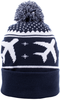 Alaska Airlines Beanie with Pom image 2