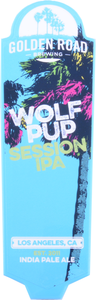 Tap Handle - Wolf Pup