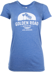 Women's Golden Road Logo T-Shirt