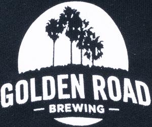 Golden Road Logo Hoodie