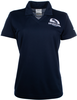 Women's Golden Road Logo Nike Polo image 1