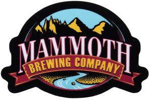 Sticker - Mountain Logo