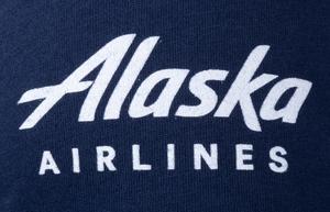 Alaska Airlines T-Shirt Unisex Fruit & Cheese