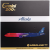 Alaska Airlines Model 1/200 scale Gemini A321 Neo More to Love image 2