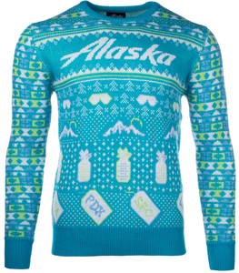 Unisex Alaska Airlines Sweater