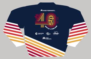 STP 2019 Tyvek Unisex Jacket