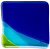 Alaska Airlines Coaster Glass single image 1
