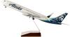 Alaska Airlines Model 1/100 scale Skymarks Supreme 737-900 Standard Livery image 1
