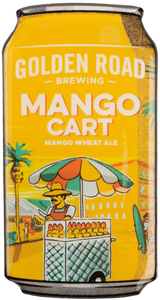 Magnet - Mango Cart Pop Can