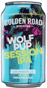 Magnet - Wolf Pup Pop Can