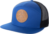 7 Panel Leather Patch Hat image 2