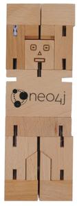 Neo4j Robot Cube