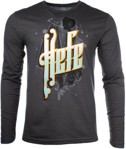 Beer Logo Long Sleeve Tee: Hefe