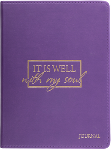It is Well Journal