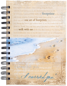 Footprints Journal