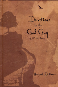 Devotions For A God Guy Hard Cover