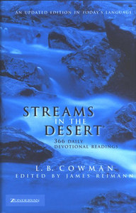 Streams in the Desert / Cowman