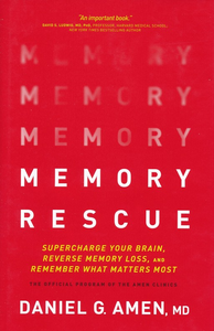 Memory Rescue Hard Cover