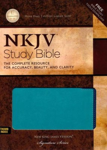 NKJV Complete Study Bible