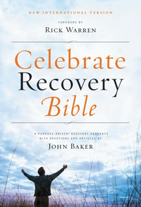 NIV Celebrate Recovery Bible Soft Cover