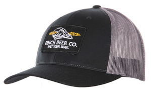 Finch Beer Co. Black Patch Hat